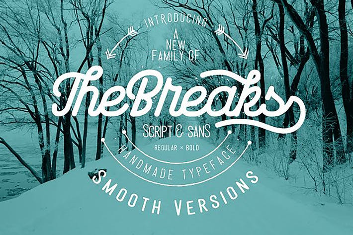 Cover Image For The Breaks Smooth Version