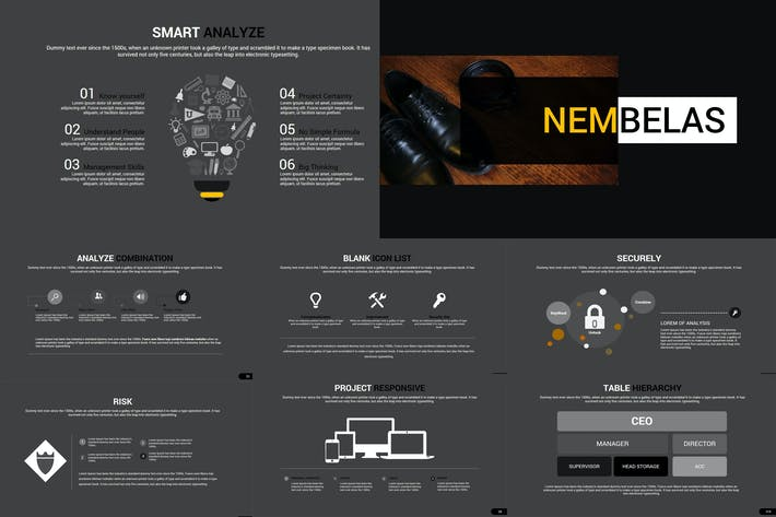 Cover Image For Nembelas - Powerpoint Template