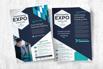 Business Expo Poster / Flyer / Brochure