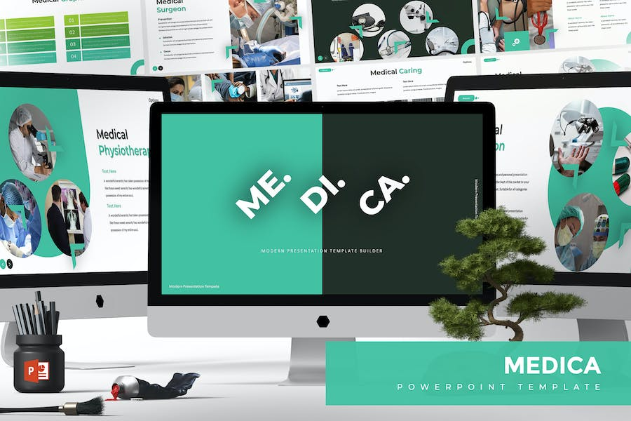 Medica - Powerpoint Template