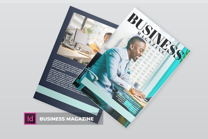 Thumbnail for Business | Magazine