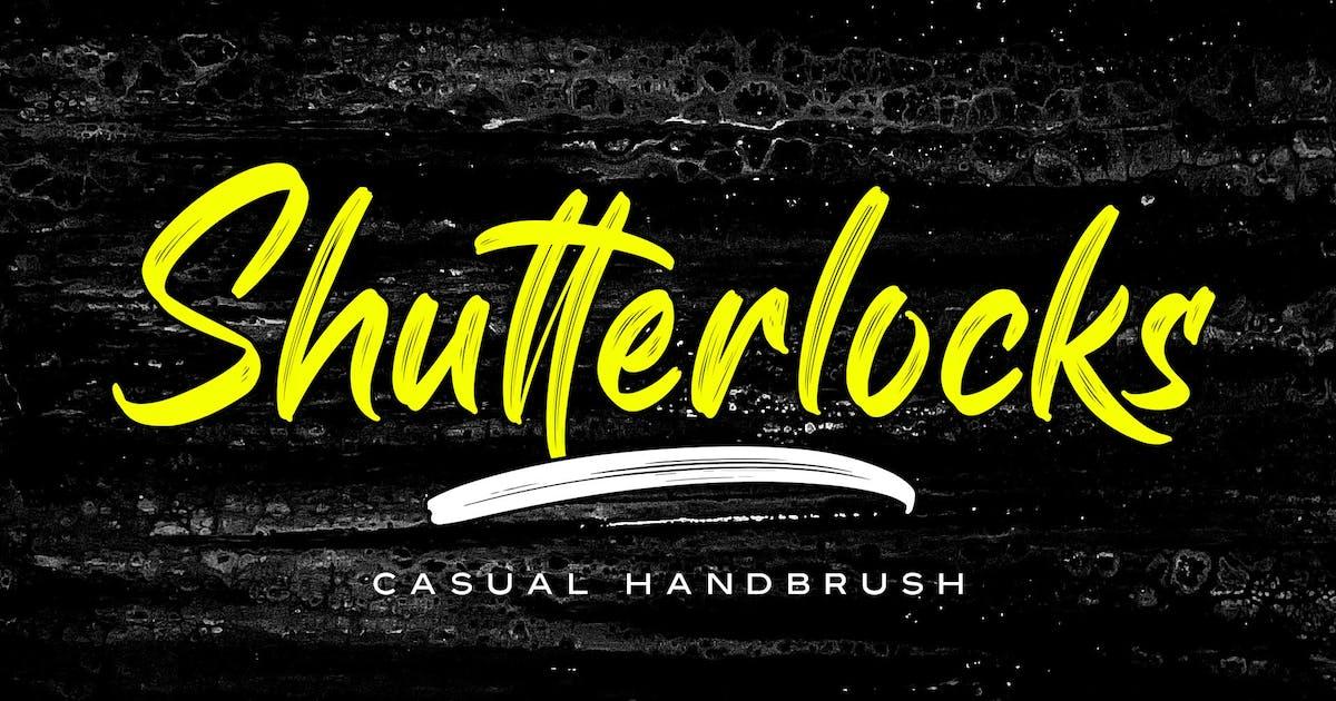 Download Shutterlocks - Casual Handbrush by Alterzone