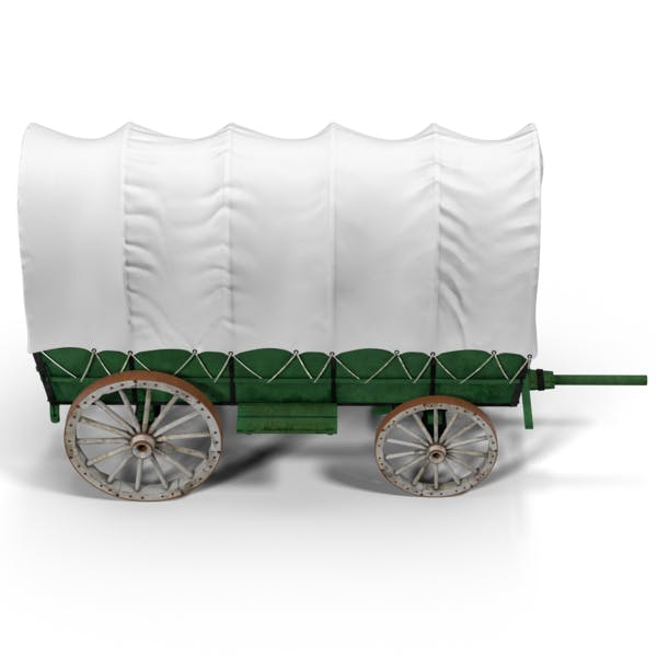 Cover Image for Überdachter Wagen