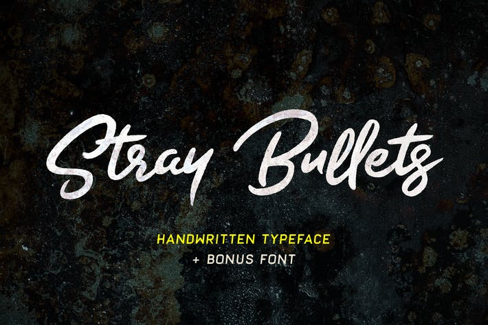 Thumbnail for Stray Bullets