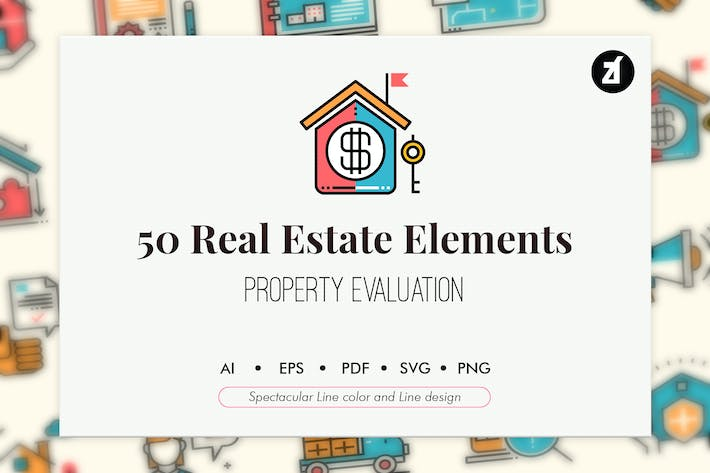 Cover Image For 50 Real estate elements