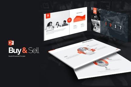 Buy N Sell PowerPoint Presentation