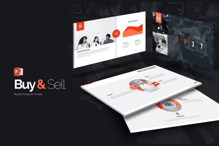 Cover Image For Buy N Sell PowerPoint Presentation