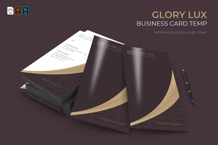 Glory Lux | Business Card