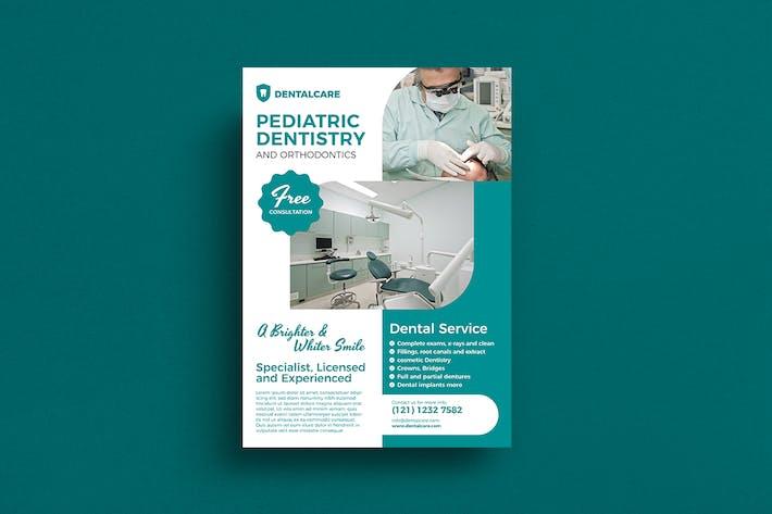 Thumbnail for Dental Care Flyer