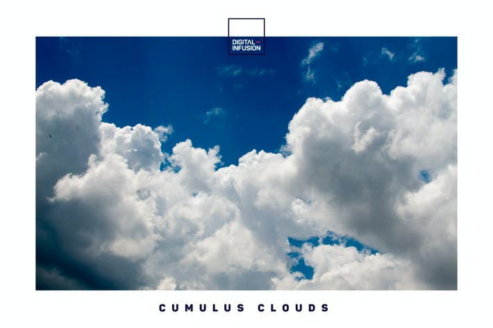 Cover Image For Cumulus Cloud
