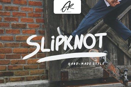 Slipknot - Fait à la main