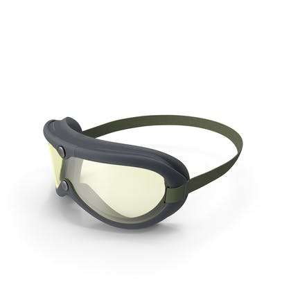 Vintage US Army Goggles
