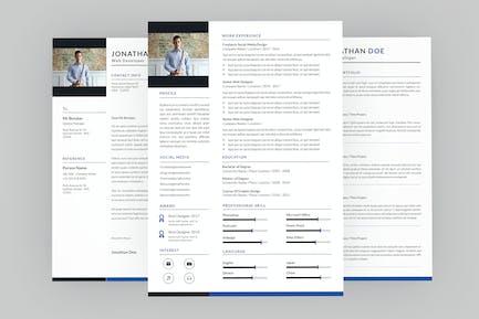The start Resume Designer