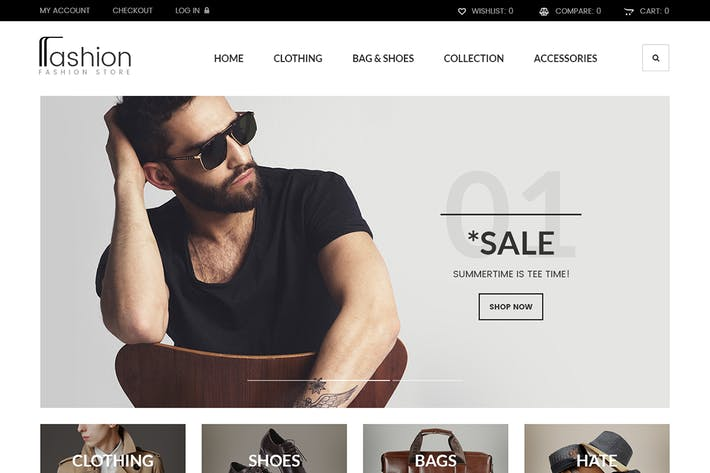 Thumbnail for Lamer Fashion - WooCommerce WordPress Theme