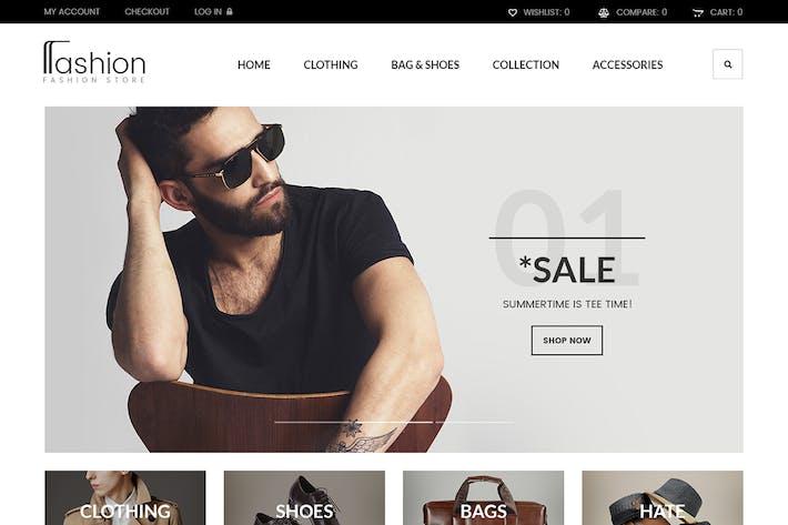 Thumbnail for Lamer Fashion - WooCommerce WordPress Theme
