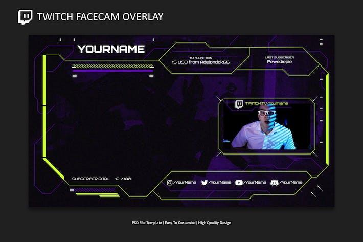 Video Overlay v10 | Video Streaming Overlay