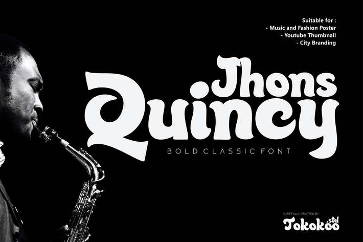 Thumbnail for Quincy Jhons - Bold Classic fuente