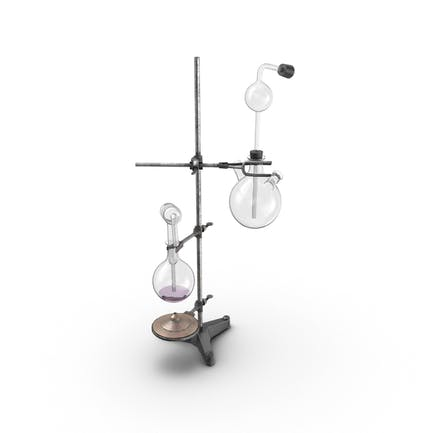 Mad Scientist Chemistry Set Tower
