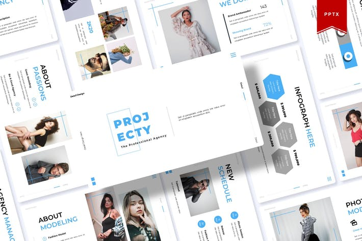 Cover Image For Projecty | Powerpoint Template