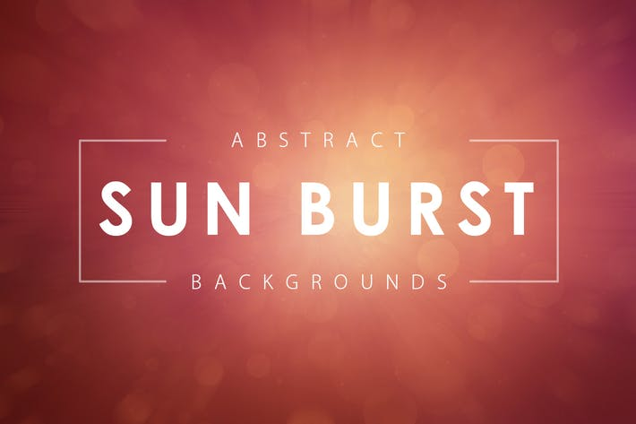 Thumbnail for Abstract Sun Burst Backgrounds