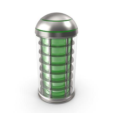 Chemical Cartridge Green