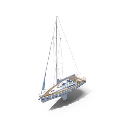 Segelboot Princess II