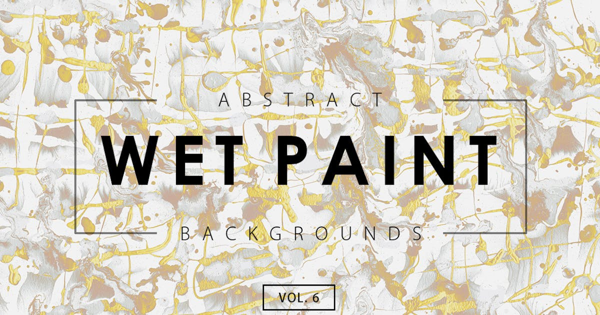 Download Wet Paint Backgrounds Vol. 6 by M-e-f