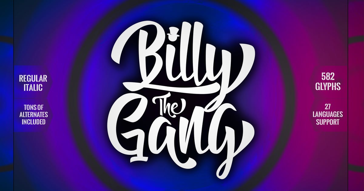 Download Billy The Gang by Motokiwo