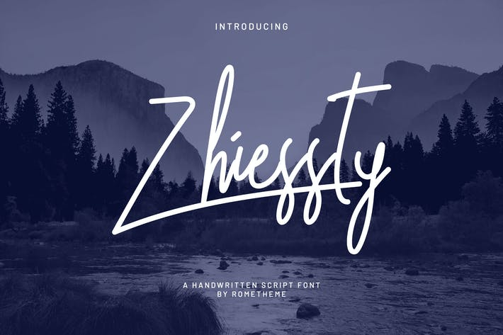 Cover Image For Zhiessty Signature