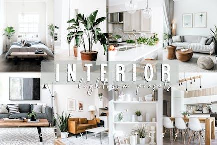 INTERIOR Professional Real Estate Lightroom Preset