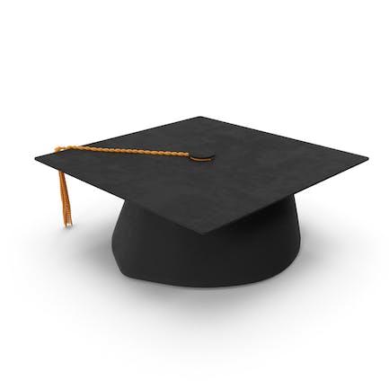 Gorra de graduación