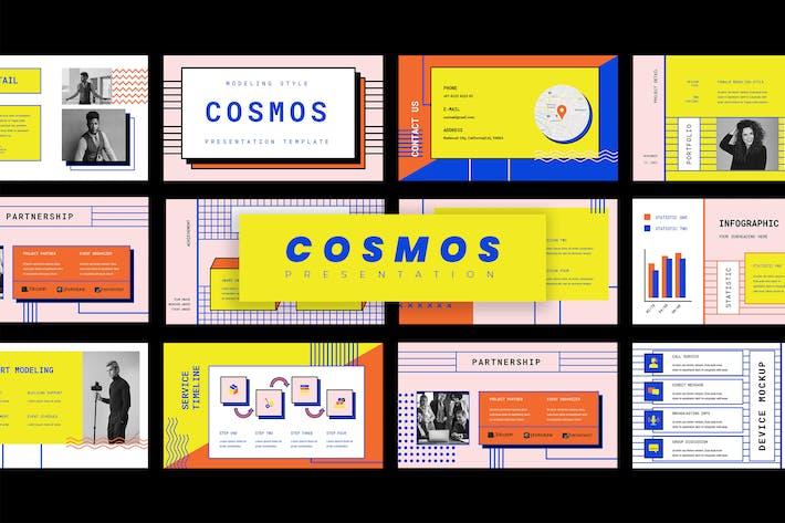 Thumbnail for Cosmis - Classic Style Google Slide Presentation