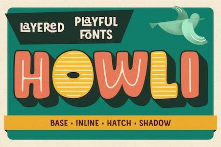 Howli Layers