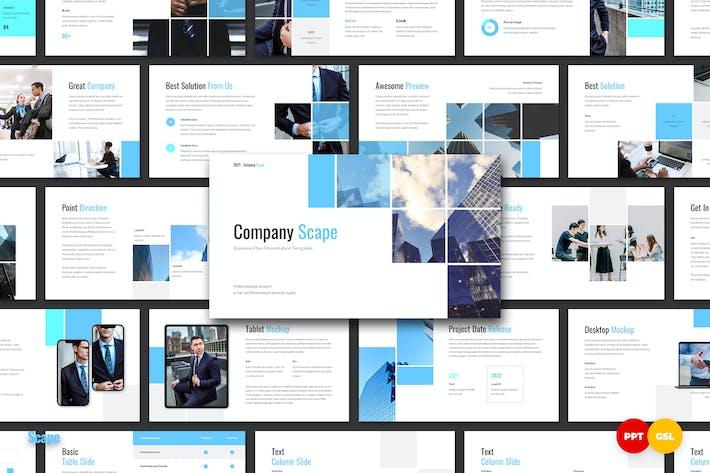 SCAPE - Company Profile