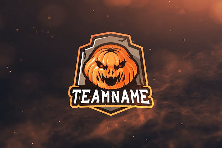 Thumbnail for Halloween Sport and Esports Logos