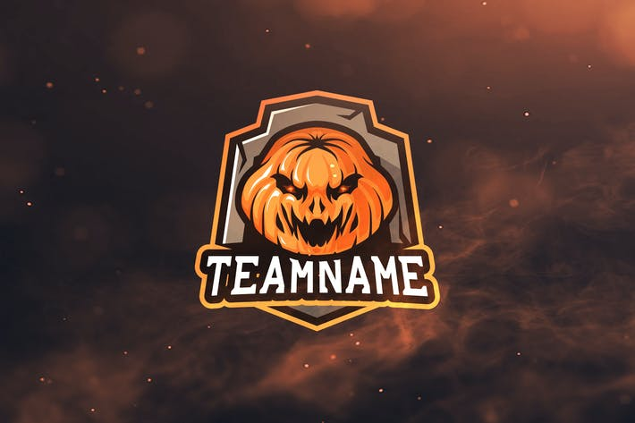 Cover Image For Halloween Sport and Esports Logos