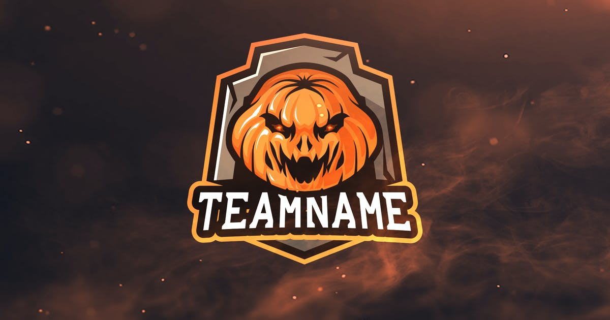 Download Halloween Sport and Esports Logos by ovozdigital