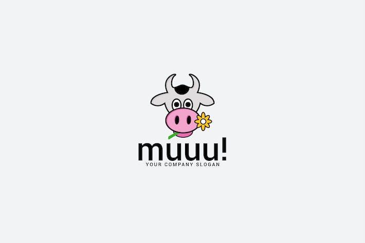Thumbnail for muuu- cow