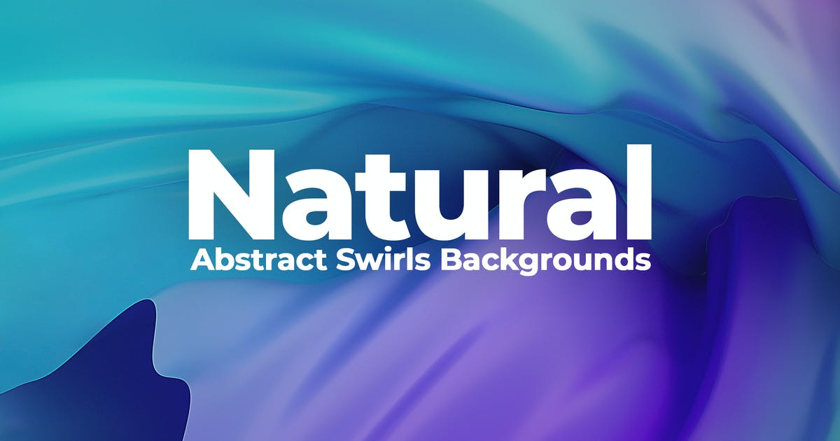 Download Natural Abstract Swirls Backgrounds by Gioraphics
