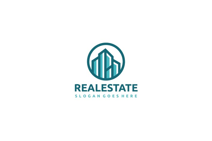 Thumbnail for Real estate and Building Logo