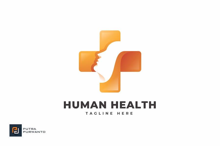 Human Health - Logo Template