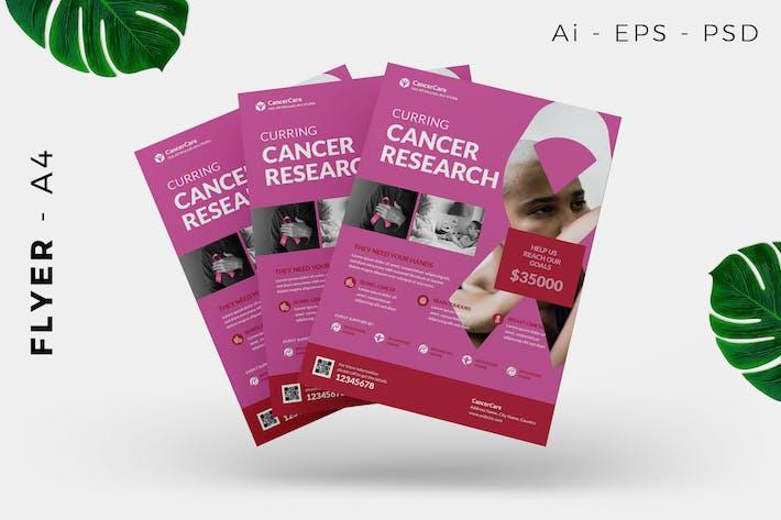 Thumbnail for Krankenhaus/Klinik Flyer Vorlage Promotion