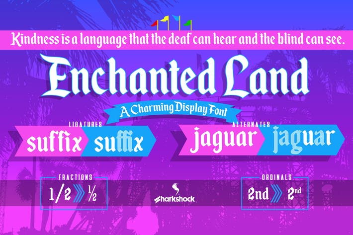 Thumbnail for Enchanted Land