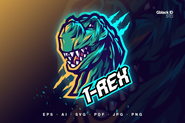 Thumbnail for T-Rex Logo