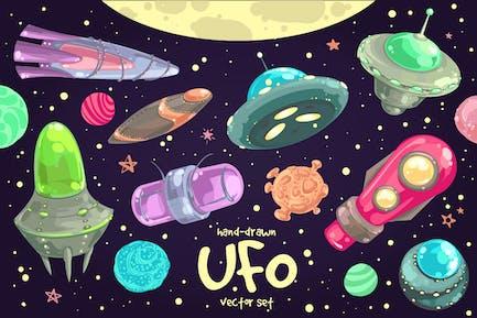 Lustiges UFO