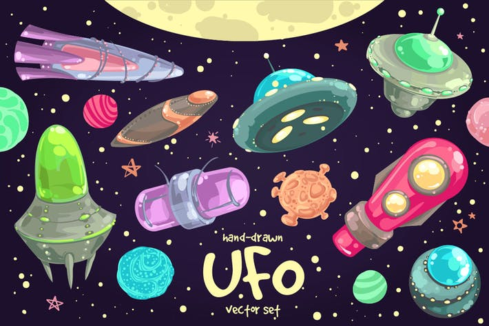 Thumbnail for Funny UFO
