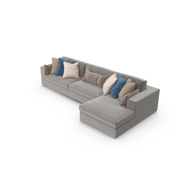 Cover Image for Corner Sectional  Sofa