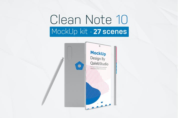 Thumbnail for Clean Note 10 Kit