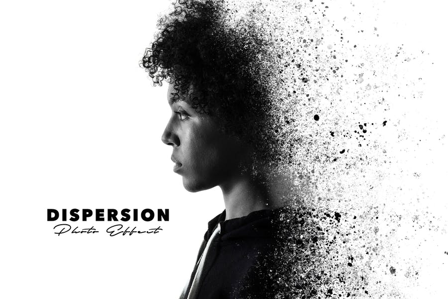 Ashes Dispersion Photo Effect