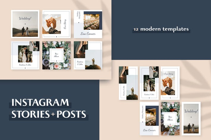 Thumbnail for Messages Instagram + Histoires (Vol.9)